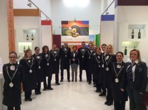 """L'Associazione Italiana Sommelier ha scelto la città di Benevento per festeggiare la """"Giornata Nazionale della Cultura del Vino e dell'Olio"""""""