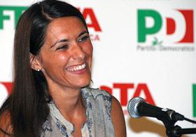 A Torrecuso arriva Pina Picierno per sostenere la candidatura di Erasmo Mortaruolo
