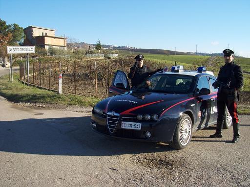 Val Fortore: Servizio di controllo straordinario del territorio da parte dei Carabinieri.