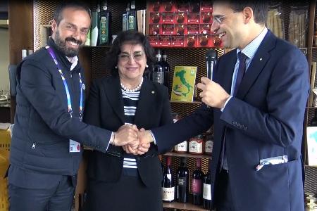 Expo 2015: conclusa la settimana di coldiretti Campania