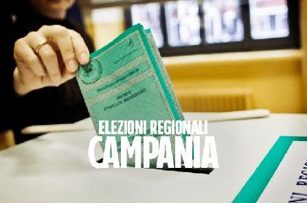 elezioni regionali campania 2015