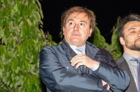 """Centrella (Lista n.1): """"Di nuovo in campo affinché Calvi torni a risplendere sulla scena provinciale come al tempo delle amministrazioni Molinaro""""."""