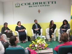 """Coldiretti Benevento, questa mattina si è svolto il convegno """"Ruralità al Femminile nel Sannio"""""""