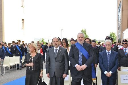 163° Anniversario della Fondazione della Polizia di Stato. La partecipazione della Provincia di Benevento.
