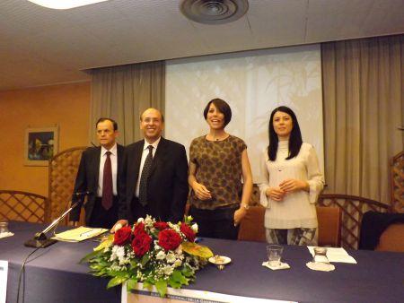 Alla presentazione dei candidati di Ncd bordate a Sandra Mastella