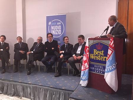Napoli: Coordinamento Regionale UDC pro Stefano Caldoro Presidente
