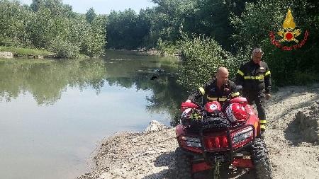 Il corpo ritrovato nel fiume è di Antonio Zullo, l'imprenditore scomparso venerdì scorso.