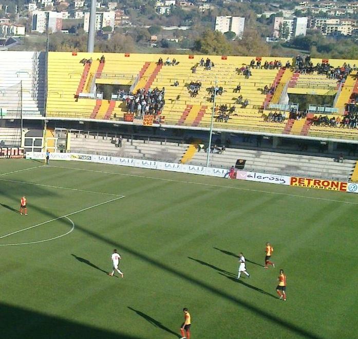 Varate alcune modifiche al piano traffico per le partite casalinghe del Benevento