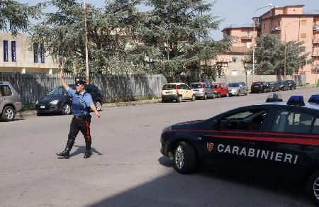 carabinieri a benevento