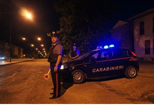 carabinieri arpaia