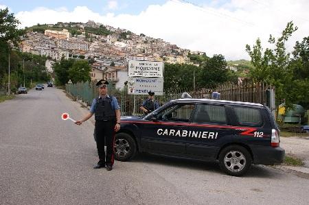 carabinieri morcone