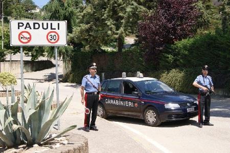 Paduli: guidava la sua autovettura senza essere in possesso della patente di guida.Arrestato 56ene.