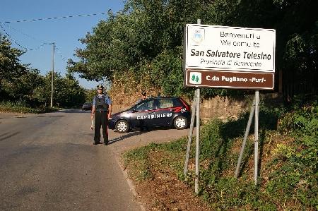 San Salvatore Telesino. Furto in una azienda di carpenteria metallica