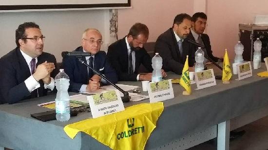 """Ecoreati, Masiello (Coldiretti): """"La Campania Torni a fare la Campania"""""""