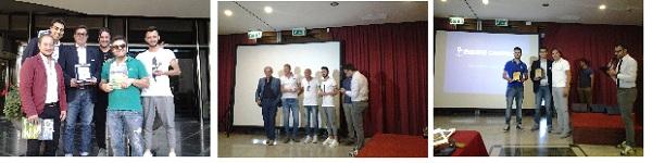 Virtus Goti '97 premiata dall'AIC (Associazione Italiana Calciatori)