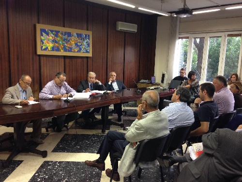 Approvato il bilancio di previsione 2015 al Consorzio di Bonifica del Sannio Alifano.