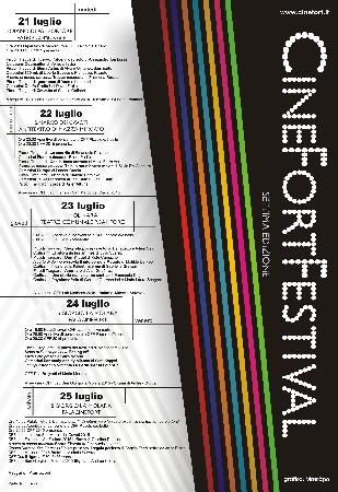 CineFortFestival : Tutto pronto per la settima edizione. Dal 21 al 25 luglio torna il Cinema nel Fortore.