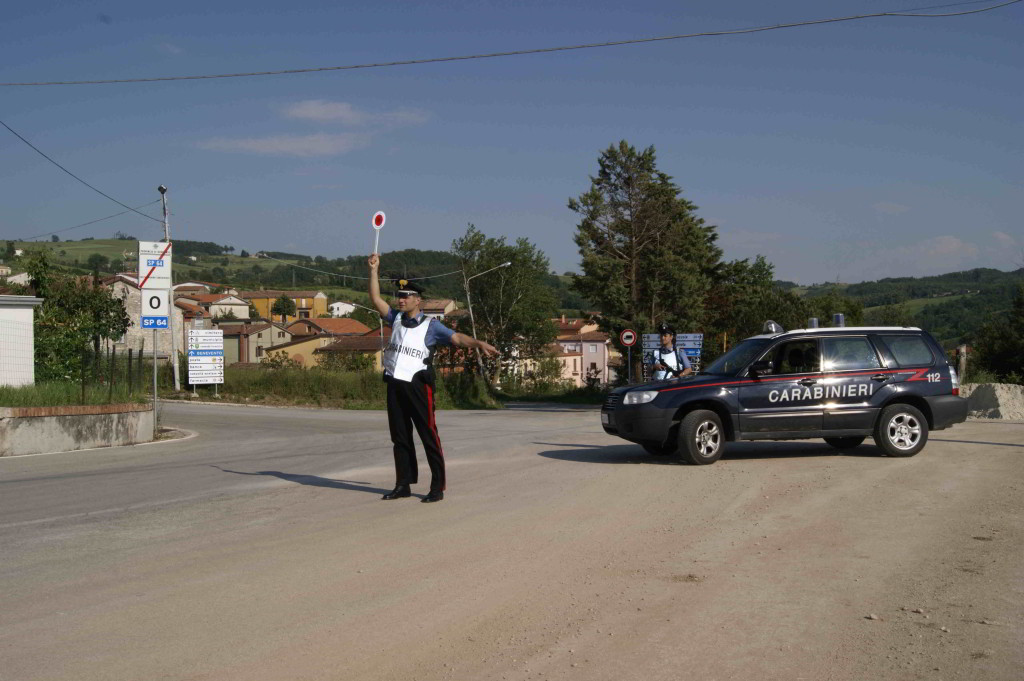 Carabinieri : scoperto l'autore dell'incendio a inizio anno ad una struttura ricettiva.