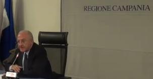 Riforma delle Province e tagli dei fondi: i presidenti delle province incontrano il Governatore Vincenzo De Luca