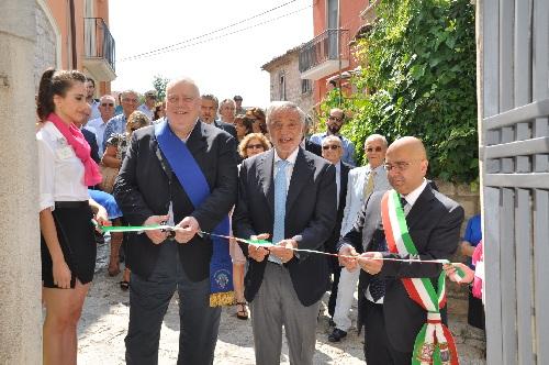 San Marco dei Cavoti, stamane l'inaugurazione del Museo Orologi da Torre