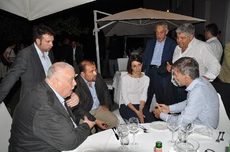Ricci e Consiglieri Provinciali incontrano Delrio
