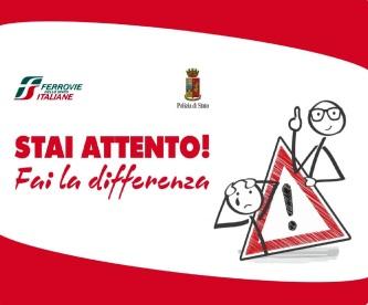 Al via oggi 15 luglio la seconda edizione della Campagna informativa STAI ATTENTO! FAI LA DIFFERENZA fino al 15 settembre