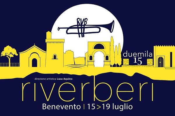 """Si apre ufficialmente domani sera la terza edizione di """"Riverberi"""", il jazz festival di Benevento e provincia ideato da Luca Aquino."""