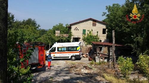 Telese Terme: ritrovato il corpo senza vita di un 86enne presso la sua abitazione