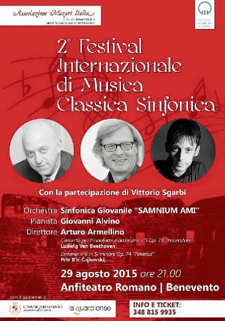 2° Festival di Musica Sinfonica, buona affluenza e magica atmosfera