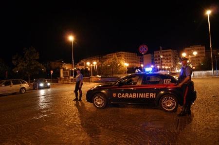 Benevento. Detenuto in permesso premio viola le prescrizioni. Arrestato dai Carabinieri