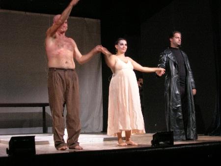 Benevento Città Spettacolo:  Prometeus – Dal mito all'oggi