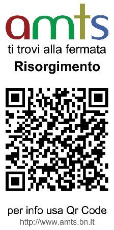 AMTS Benevento: nuovi servizi AMTS fruibili tramite QR Code