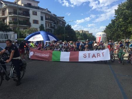 Unifortunato: Benevento Bike 2015, un successo!