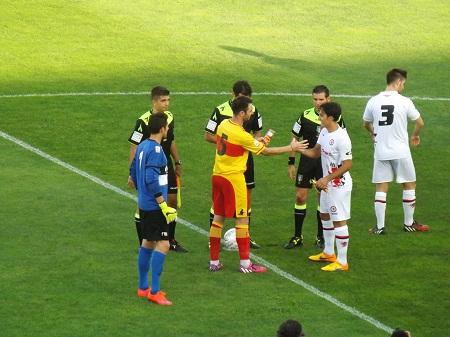 Il Benevento vince la prima partita. Benevento 1 Foggia 0