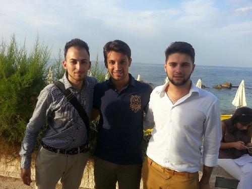 Campagnuolo (Forza Italia) : Di Marzo nuovo coordinatore Provinciale Vicario dei Giovani Beneventani.