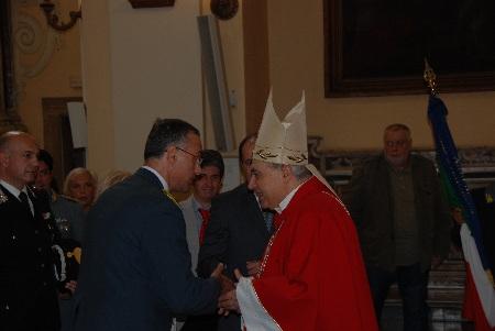 Guardia di Finanza Benevento : Festeggiato San Matteo, patrono della Guardia di Finanza
