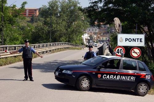 Ponte: furti di autovettura.Recuperata dai Carabinieri una delle autovetture.