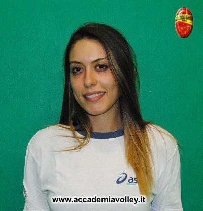 Accademia Volley : Sabrina Senape ultimo colpo di mercato
