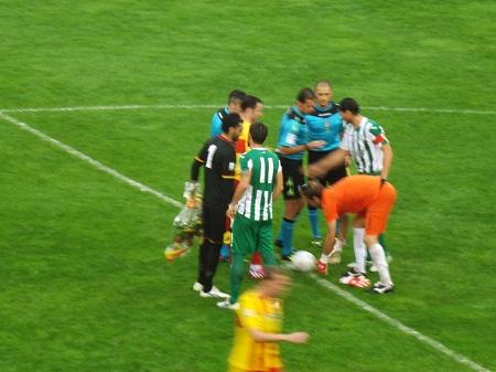 Più forti di tutto e di tutti !Benevento . Monopoli 2-1 risultato finale