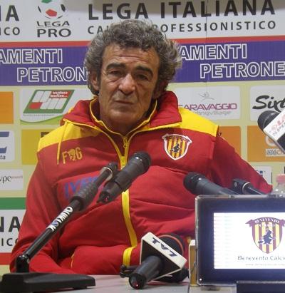 Qui Stadio Vigorito : le interviste del dopo partita. Benevento 2 Monopoli 1