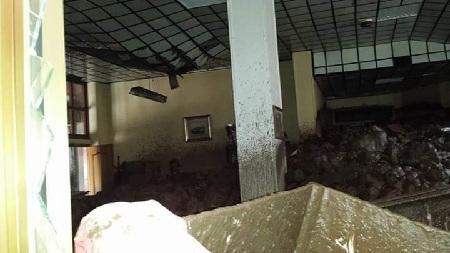 Il Comune di Paupisi è in stato di emergenza e chiede aiuto