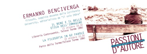 Passioni d'autore: Ermanno Bencivenga e le tracce discrete della filosofia nel Sannio