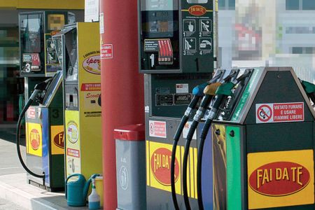 """Benevento : """"Svuotato"""" un distributore di benzina nei pressi del Ristorante """"La Rossella"""""""