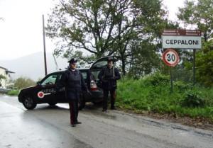 Ceppaloni : viola le prescrizioni degli arresti domiciliari. Arrestato pregiudicato locale.
