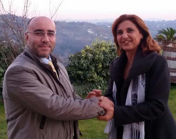 Italia Unica festeggia il suo primo anno della fondazione. Ingaldi e Petrone partecipano al Meeting Nazionale