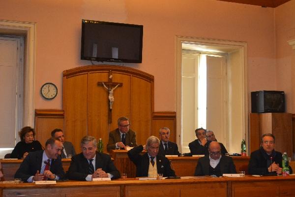 Lions Club International – Distretto 108YA ieri il convegno: Per un'Europa dell'Uomo. Territori e Città medie per la (ri)costruzione della coesione.