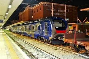 L'11 Gennaio 2016 data storica per la tratta della Valle Caudina :  inaugurazione di un nuovo treno per Napoli.