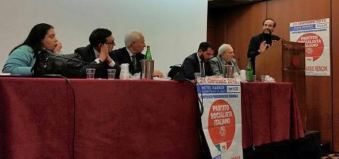 Il Psi riunisce gli stati generali campani a Napoli in vista dei prossimi impegni congressuali ed elettorali.