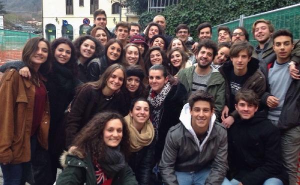 """Giorno del Ricordo: gli allievi del Liceo Scientifico """"Rummo"""" di Benevento hanno commemorato le vittime"""