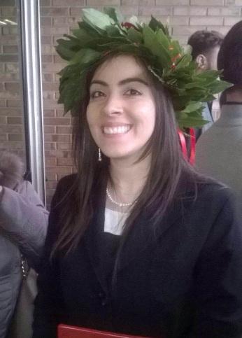 """Gaia Barone  si è laureata in Lingue, Lettere e culture comparate, presso l'Università degli Studi di Napoli """"L'Orientale"""""""